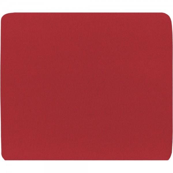 InLine® Maus-Pad rot 250x220x6mm